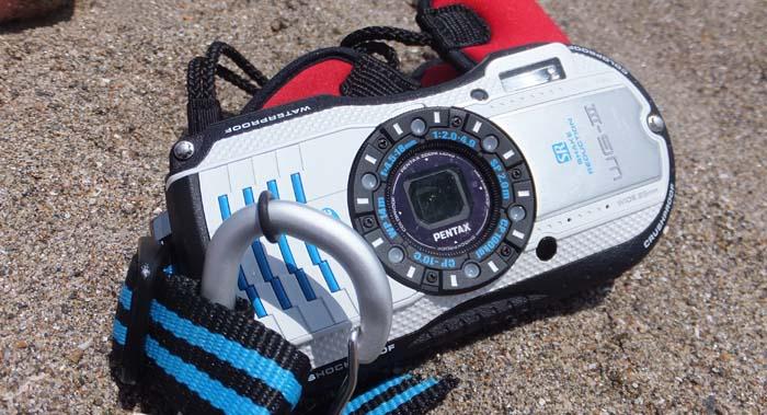 水中カメラ「PENTAX_WG-3」持って三浦海岸の海へ試し撮りしてきました!