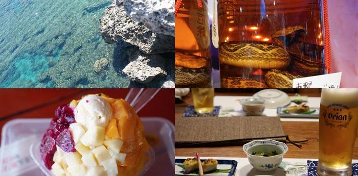 初めての沖縄旅行3日目!おんなの駅で食べたてんこ盛り果物かき氷が美味しかったよ!