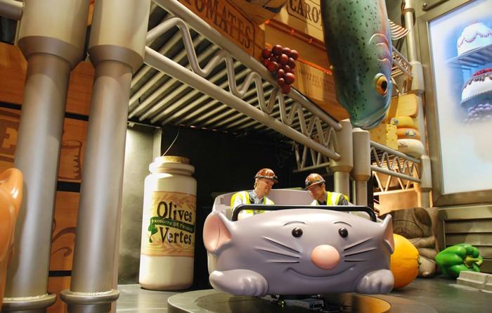 このスケール感やばい!レミーのおいしれすとらんのアトラクション「Ratatouille: The Adventure」がパリにオープンしますよ。