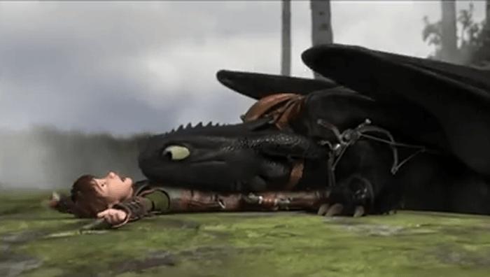CGアニメーターが大変な仕事だと思った「ヒックとドラゴン2」の動画。