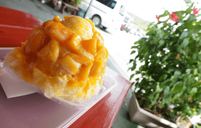 ハプニングありの!マンゴーカキ氷 ガラス作り アメリカンビレッジと詰め込んだ沖縄旅行2日目!