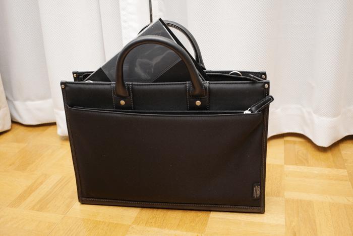 多機能でおすすめ!面接用に¥3000のリクルート鞄を買いました!レビュー
