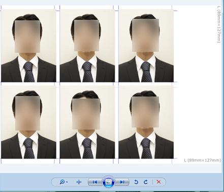 履歴書の写真を¥30で作る方法!