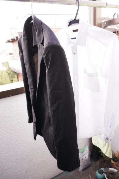洗濯機で洗えるAOKIの3万円スーツが便利!