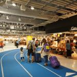 2015年7月 北海道旅行出発編 成田空港第3ターミナル使ってみた。