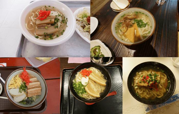 """沖縄旅行中に食べた沖縄そばで一番美味しかったのが""""まるやす"""""""