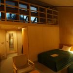 """栃木旅行で泊まった""""フォレスト益子""""がおしゃれな室内で満足度高かった。"""