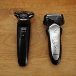ヒゲ剃りには2万円のフィリップスと6千円のラムダッシュどちらが買いか?レビュー