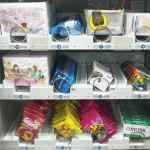 韓国でコンドームが売ってる場所。