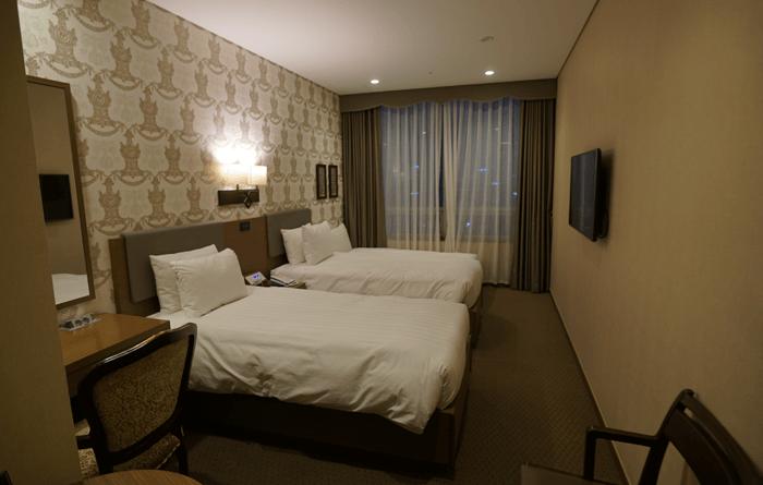 韓国 明洞のロワジールホテルに泊まってきました。お部屋紹介