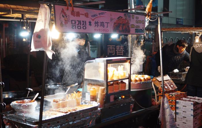初めての韓国旅行。童話村とMINT HEIMにCafe de Paris。食べて歩いた2日間。