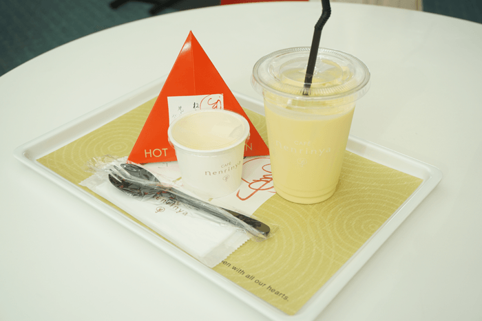 朝から羽田空港で旅行に行くならその前に美味しいバームクーヘン食べてから行きましょうか。