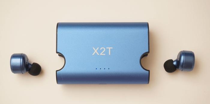 4000円と格安のTAROMEワイヤレス イヤホン X2Tを購入したので感想を書きました。