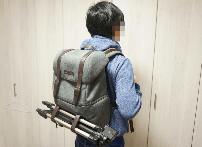最近カメラに興味出てきたのでレンズ2~3個買い、国内旅行でも行ってきたい人にオススメ!!K&F Conceptのカメラバックをレビューしましたよ〜^^