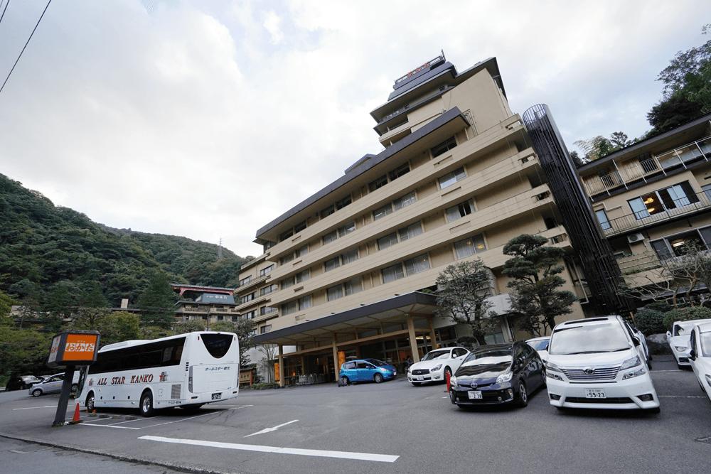 箱根旅行 ホテルおかだに泊まってきました。感想
