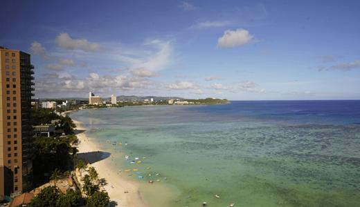 ハワイより沖縄よりグアムがとっても良かった話。