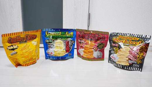 成城石井で売っているpotato stickがじゃがポックルの食感でウマい!ちょっとした手土産に